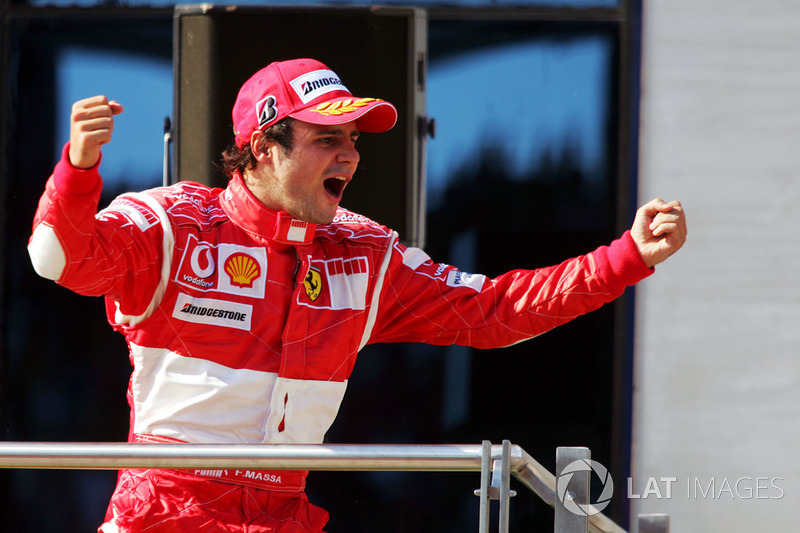 Felipe Massa (11 victorias)