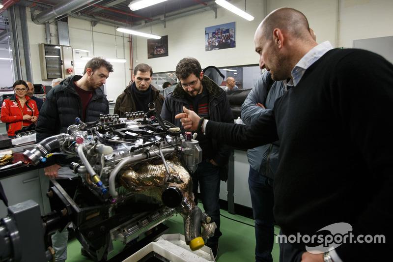 Studio di un motore