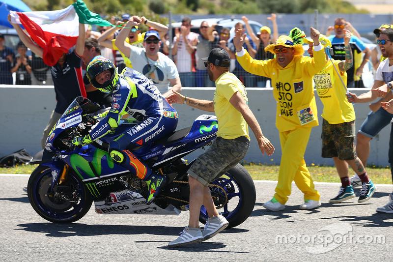 Kemenangan di Jerez: 7