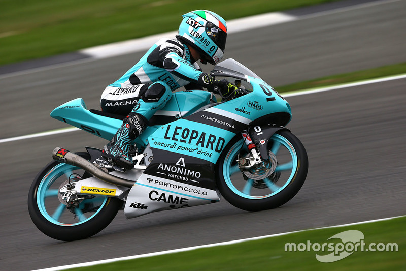 Andrea Locatelli, Leopard Racing