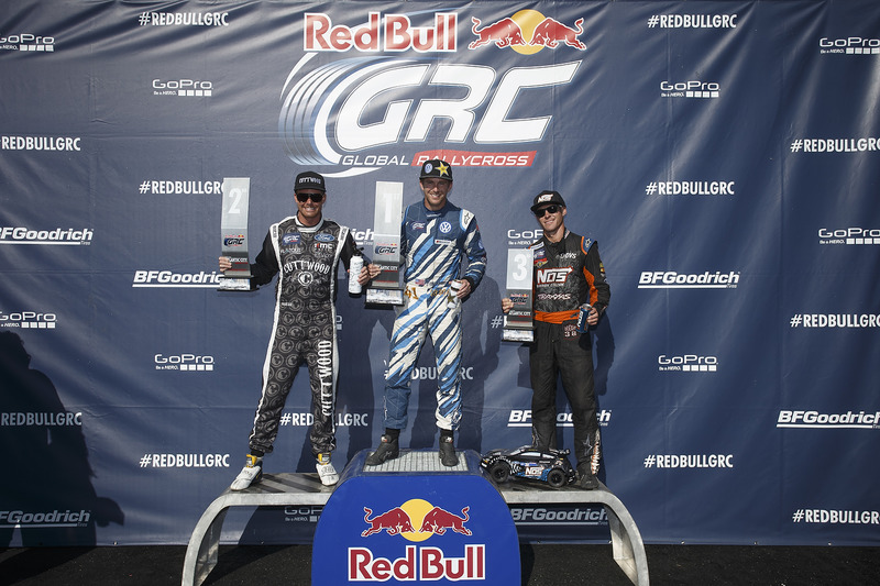 Podyum: 1. Scott Speed, Volkswagen, 2. Patrik Sandell, Ford, 3. Brian Deegan, Ford