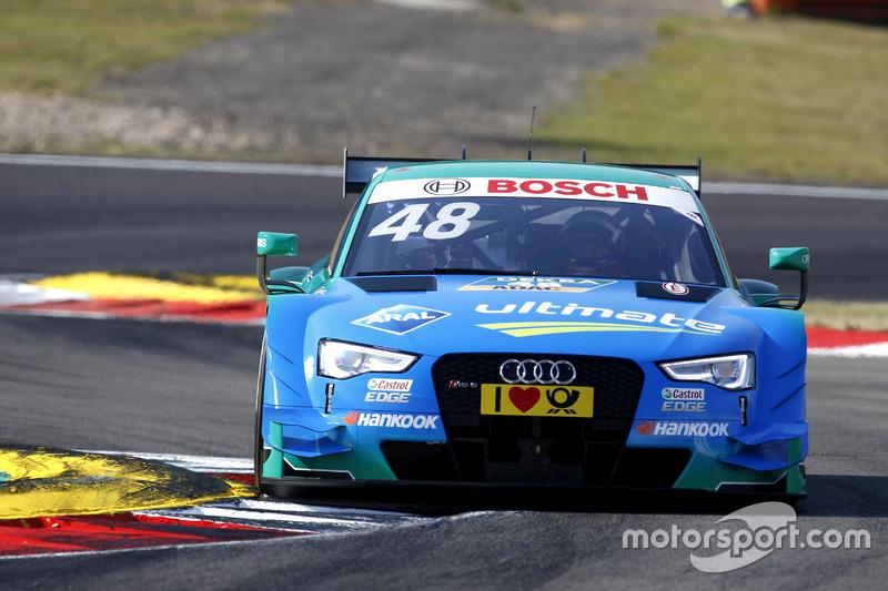 Nürburgring 2: Edoardo Mortara (Abt-Audi)