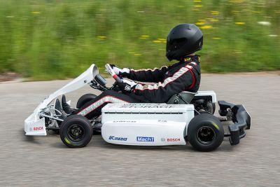 FIA E-Kart presentation