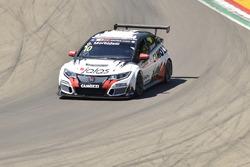 Gianni Morbidelli, Honda Civic TCR