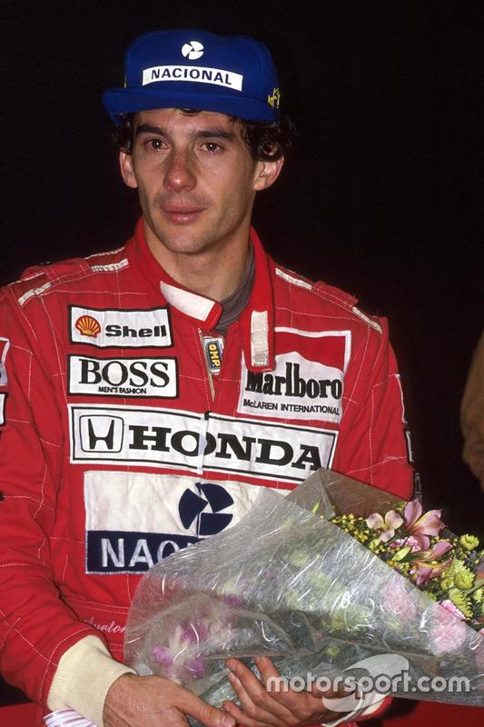 Campeón del mundo 1991 Ayrton Senna, McLaren Honda