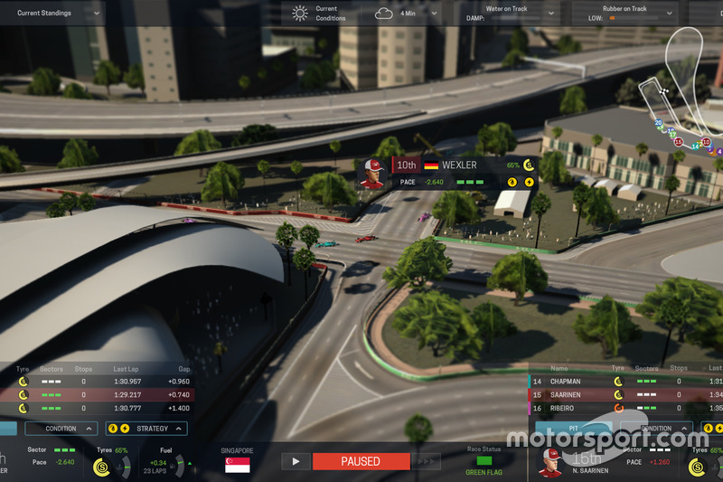 Motorsport Manager (PC, Mac)