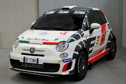 Abarth 500 Rally R3T