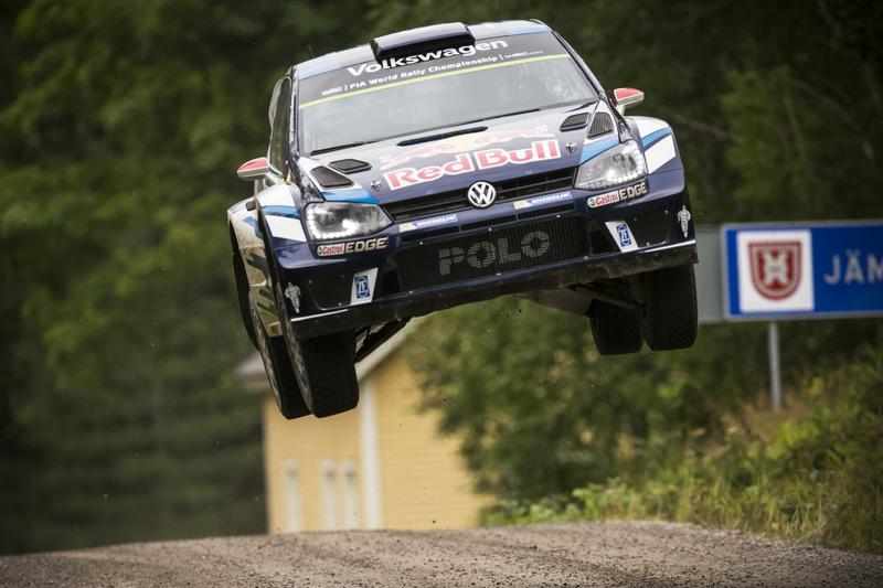 Rallye Finnland