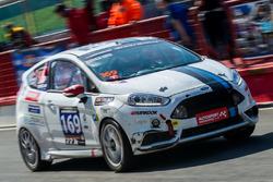 #169 Barin Ford Fiesta ST: Roberto Barin, Simone Barin