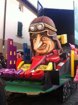 Carro Carnevale Canton Ticino