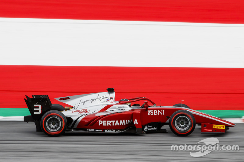 Sean Gelael, PREMA Racing