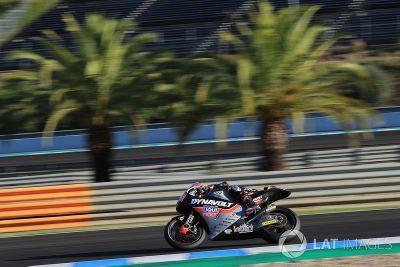 Teste de novembro em Jerez