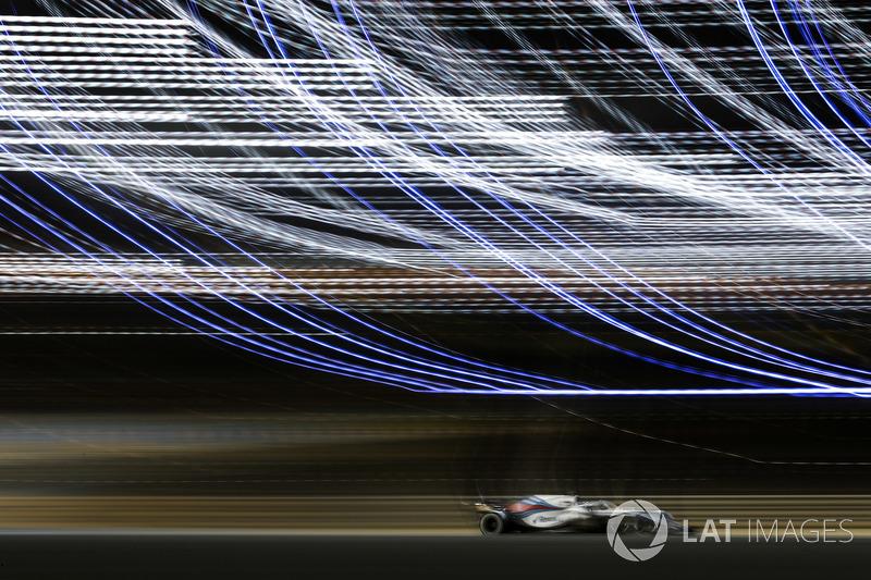 Ленс Стролл, Williams FW41 Mercedes