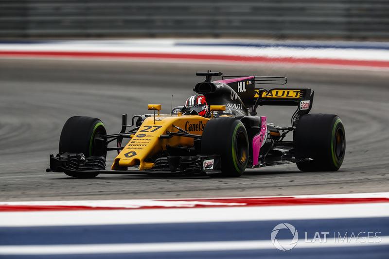 12. Nico Hülkenberg, Renault Sport F1 Team RS17