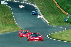 Ральф Шумахер, Наоки Хаттори, McLaren F1 GTR
