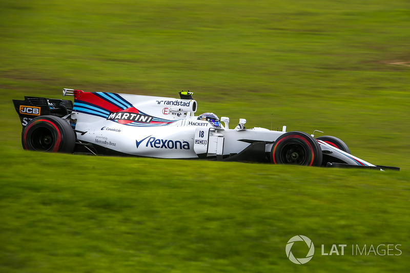 Lance Stroll, Williams FW40 (P)