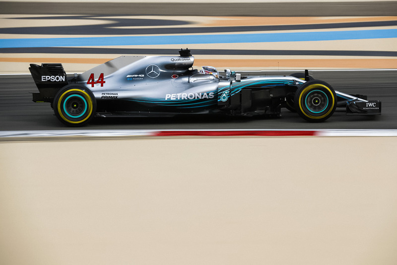 The Mercedes AMG F1 W09 reimagined without halo