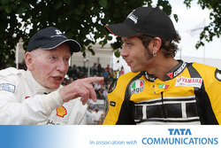John Surtees and Valentino Rossi - Tata Communications special feature
