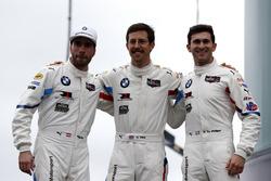 #25 BMW Team RLL BMW M8 GTE: Alexander Sims, Connor De Phillippi, Philipp Eng