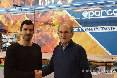 Annuncio Orange1-Racing Sparco