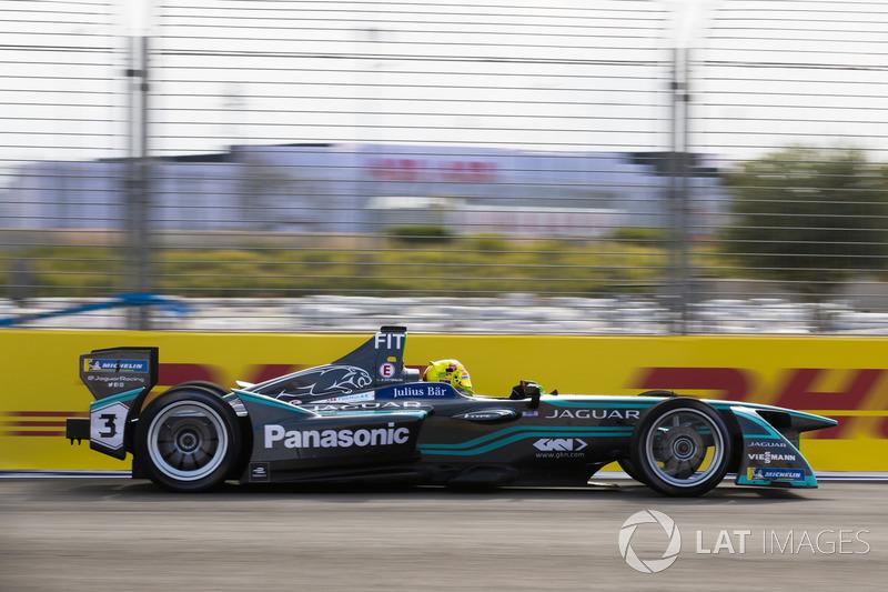 Pietro Fittipaldi, Jaguar Racing
