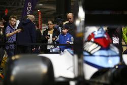 F1 Racing Standı