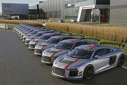 Consegna Audi R8 LMS GT4