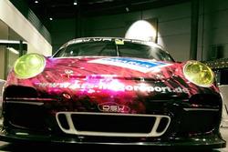 L'anteriore della Porsche 911 GT3 Cup del Porsche Club Ticino