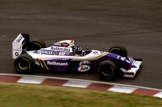 Деймон Хілл, Williams FW16