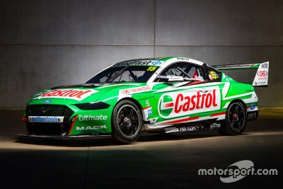 Kelly Racing livery announcement