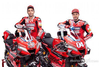 Ducati launch