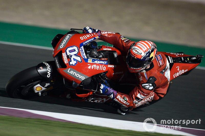 15º Andrea Dovizioso, Ducati Team - 1:55.205