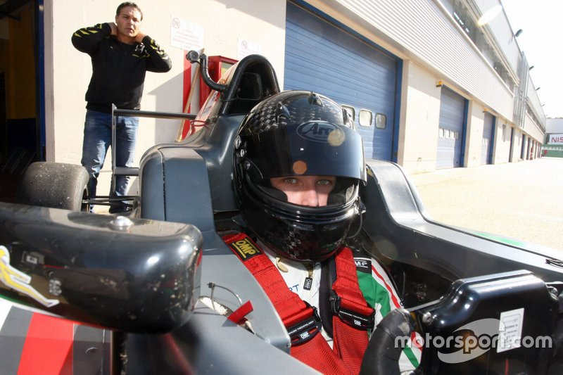 Annuncio Antonelli Motorsport