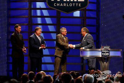Aufnahme in die NASCAR Hall of Fame 2019