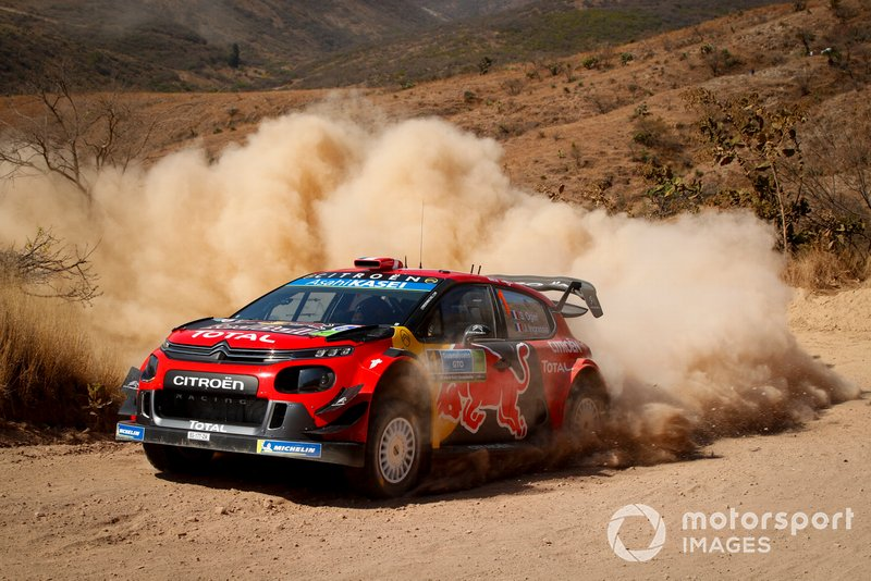 Себастьян Ож'є, Жюльєн Інграссія, Citroën C3 WRC, Citroën World Rally Team