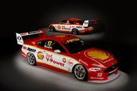 Shell V-Power Racing Team launch
