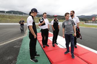 Sébastien Buemi, Fernando Alonso, Anthony Davidson, Toyota Gazoo Racing
