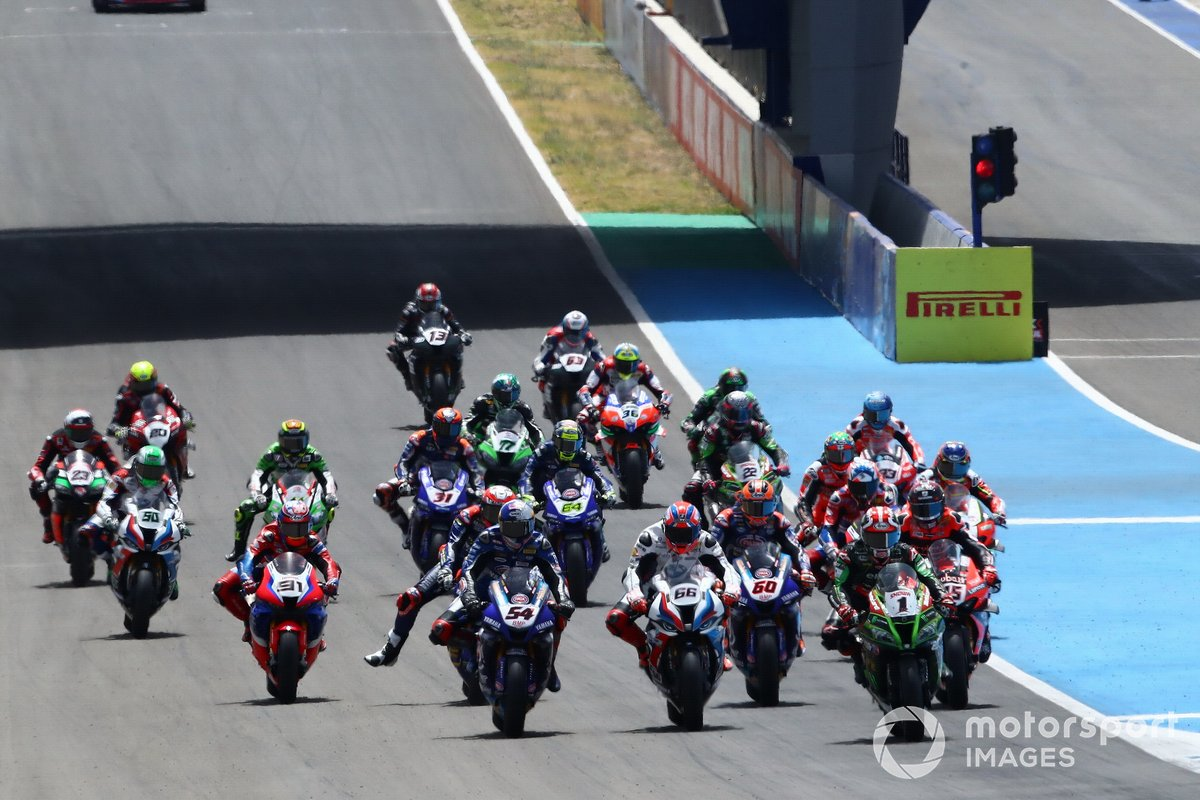 World Superbike (WSBK) Spanyol 2020