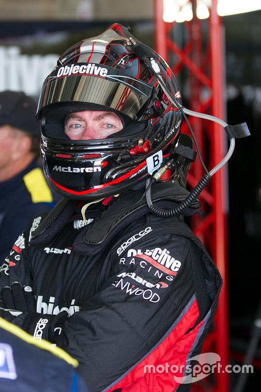 #11 McElrea Racing McLaren 650S: Tony Walls
