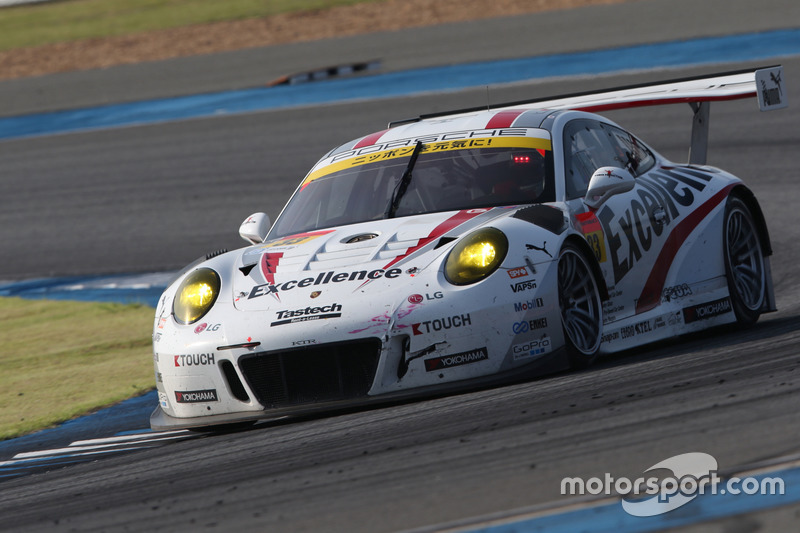 #33 Excellence Porsche