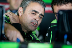 Pere Riba, capo meccanico di Jonathan Rea, Kawasaki Racing Team