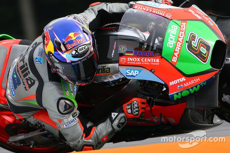 14. Stefan Bradl, Aprilia Racing Team Gresini
