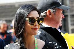 Fan Bingbing, Actress on the grid