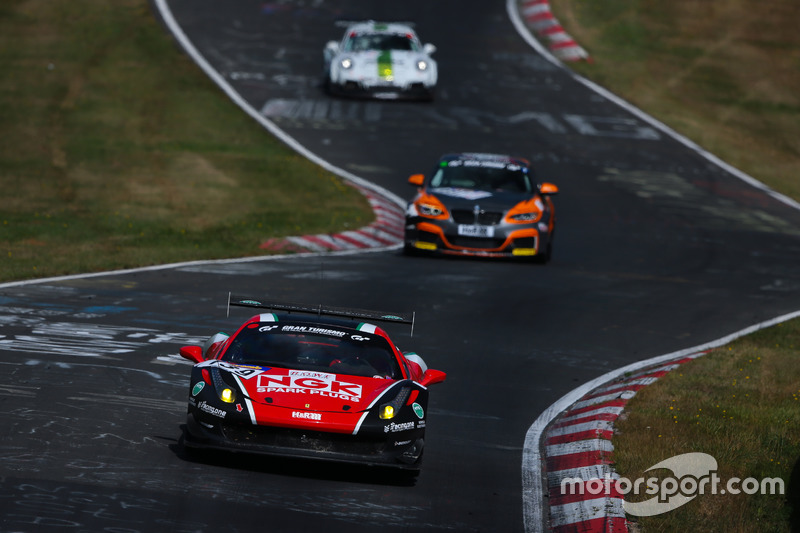 Mike Jäger, Stephan Köhler, Christian Kohlhaas, Ferrari 458