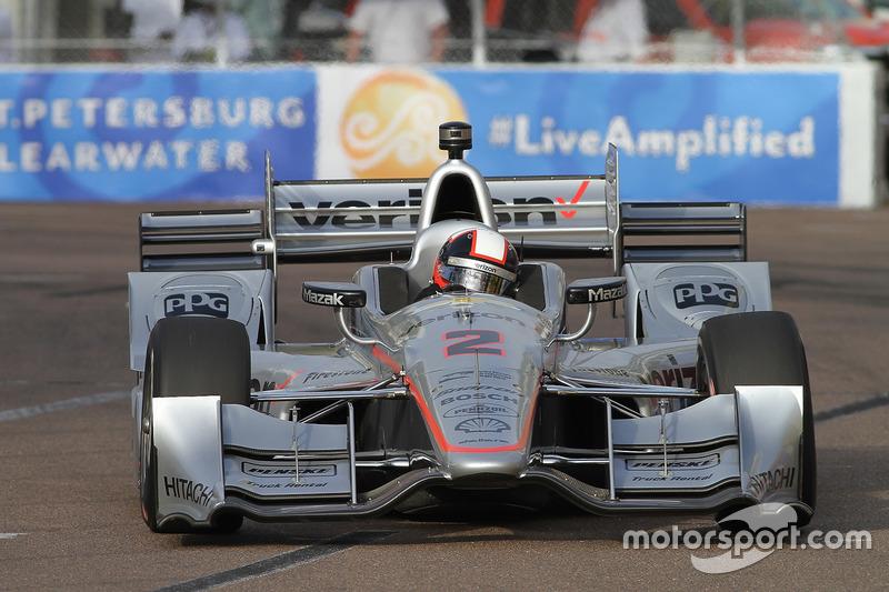 #2 Juan Pablo Montoya (Penske-Chevrolet)