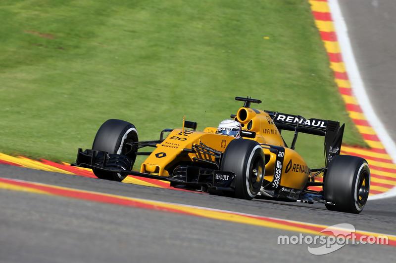 12. Kevin Magnussen, Renault Sport F1 Team RS16