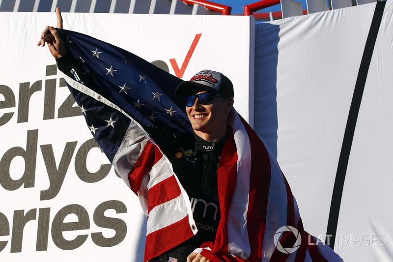 IndyCar: Джозеф Ньюгарден (США)