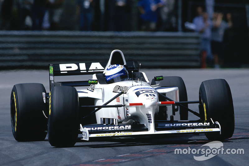 Tyrrell, 1997 год