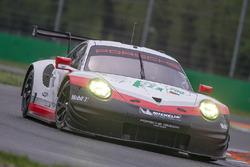 #91 Porsche Team Porsche 911 RSR: Ріхард Літц, Фредерік Маковєцкі