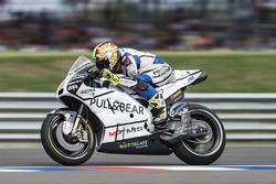 Карел Абрахам, Aspar Racing Team, тренує старт